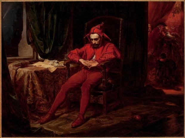 royal fool-Jan_Matejko,_Stańczyk