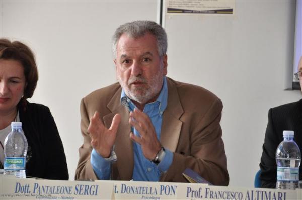 63- Dott. Pantaleone Sergi - giornalista, storico