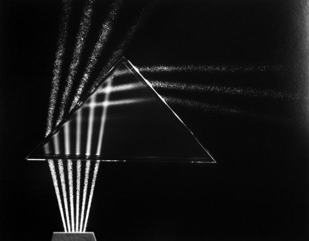 Light-Trough-Prism-Cambridge-Massachussets-1958-61-©-Berenice-Abbott