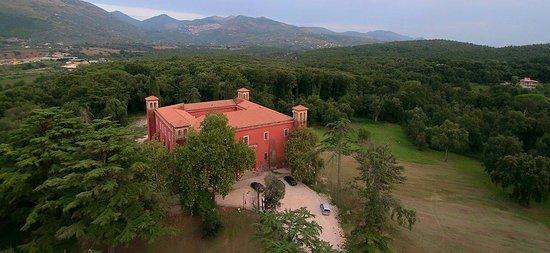 Castello di san Martino, a Priverno