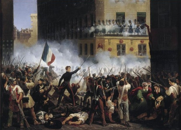 Révolution_de_1830_-_Combat_de_la_rue_de_Rohan_-_29.07.1830
