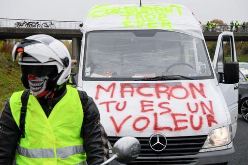FRANCE-ECONOMY-POLITICS-GAS-TRANSPORT-DEMO