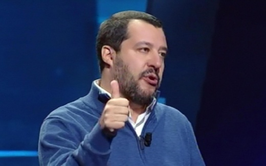Dl Sicurezza:Salvini,fatto quello che italiani mi chiedevano