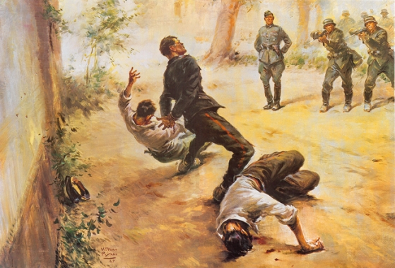 martiri di fiesole